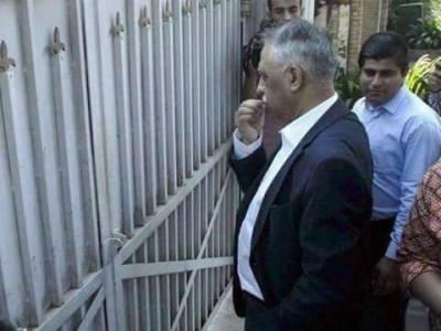 مریم نواز کے سمدھی کے گھر پر روکنے کے واقعے کو بڑھا کر پیش کیا گیا، محمد زبیر