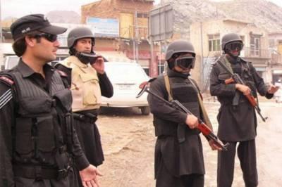 مستونگ اور روجھان جمالی میں ایف سی کا آپریشن، 1 دہشت گرد ہلاک، 7 گرفتار