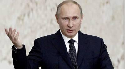 روس وہ راستہ اختیار کریگا جو ان کے اقدامات کا عکاس ہو گا : روسی صدر