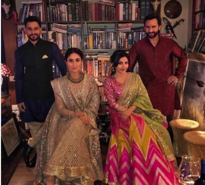 کس اداکار نے دیوالی کس کے ساتھ منائی اہم تصویر منظر عام پر آگئی