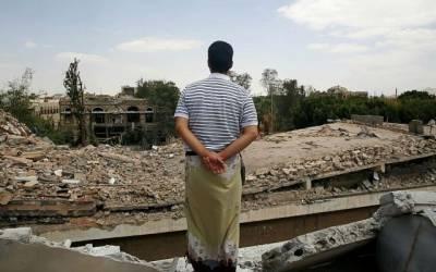 سعودی عرب پر ایک بار پھر بیلسٹک میزائل حملہ