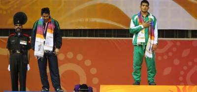 پاکستانی ریسلرز نے آذر بائیجان میں 3 میڈلز جیت لئے
