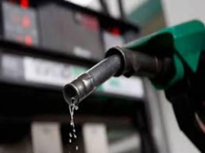 پیٹرولیم مصنوعات کی قیمت میں 5 روپے اضافے کا امکان