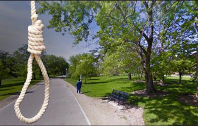 غیرت کے نام پرقتل، نوجوان کی لاش درخت سے لٹکا دی