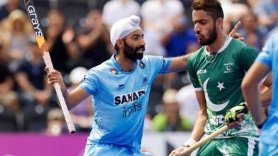 ایشیا ہاکی کپ میں بھارت نے پاکستان کو شرمناک شکست دیدی