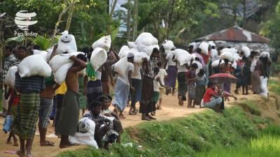بنگلہ دیش میں روہنگیا مسلمانوں کی تعداد589تک جا پہنچی:اقوام متحدہ