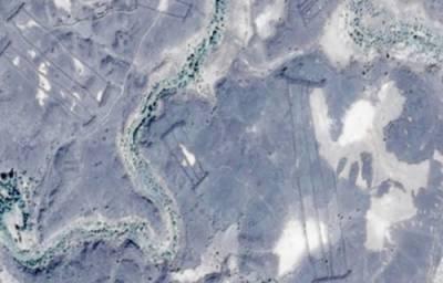 مدینہ منورہ کے قریب خیبر میں قدیم دیواروں کا انکشاف