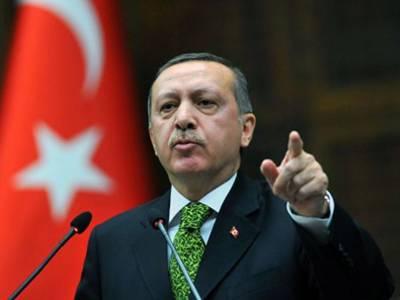 ترک صدر طیب اردگان نے امریکا کو غیر مہذب ملک قرار دےدیا