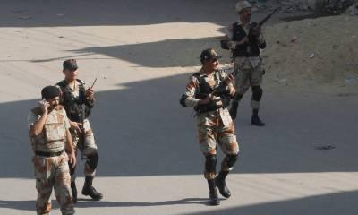 کراچی میں سی ٹی ڈی کی کارروائی،انصار الشریعہ کے امیر سمیت 8دہشتگرد ہلاک