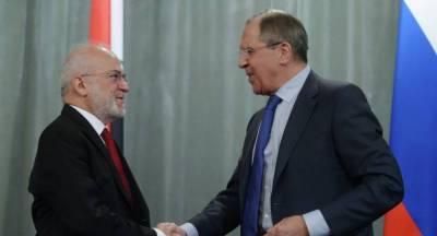 روس عراق کی ارضی سالمیت اور اقتدار اعلی کی حمایت کرتا ہے