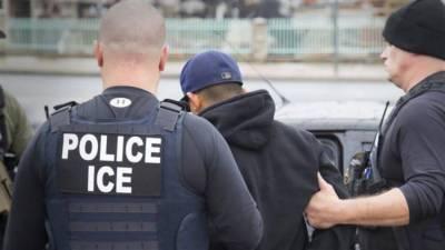 امریکا میں دہشتگردی کی منصوبہ بندی کرنے والا شخص گرفتار