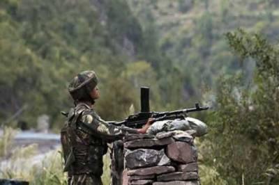 بھارتی فوج کی کنٹرول لائن پر پھر فائرنگ، 2 خواتین شہید