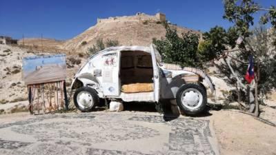 اردن کے سب سے چھوٹے ہوٹل کے دنیا بھر میں چرچے
