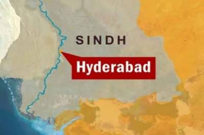 حیدر آباد، نامعلوم مسلح افراد کی فائرنگ، متحدہ پاکستان کا رہنما جاں بحق