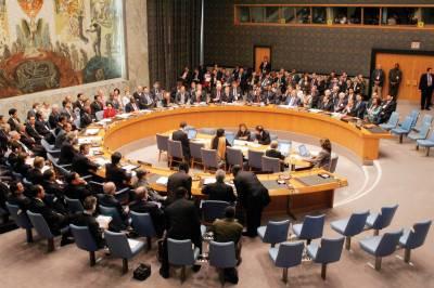 شام میں زہریلی گیس کے استعمال کے خلاف قرارداد روس نے ویٹو کر دی