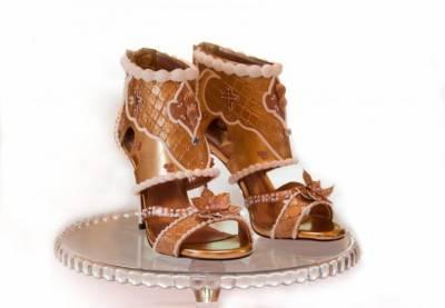 55ملین روپےمالیت کے جوتے کی نمائش آج کی جائے گی