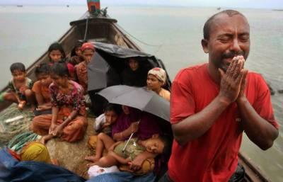 میانمار اور بنگلہ دیش کا روہنگیا مسلمانوں کو وطن واپس بھیجنے پر اتفاق