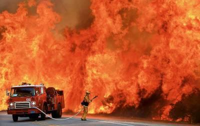 کیلی فورنیا میں گرمی کا 108 سالہ ریکارڈ، درجہ حرارت 40 ڈگری سینٹی گریڈ تک پہنچ گیا