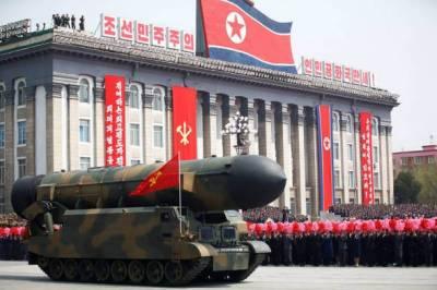 شمالی کوریا کا فضا میں جوہری تجربہ کرنے کا اعلان