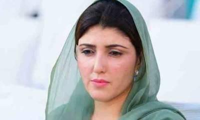گلالئی نے عمران خان کی معافی کو ان کیلئے رسوائی قرار دیدیا