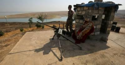 عراقی فورسز کی داعش کے زیر قبضہ آخری قصبے چھڑانے کیلیے پیشقدمی