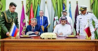 قطر نے روس کیساتھ دفاعی معاہدے کا دعویٰ کر دیا
