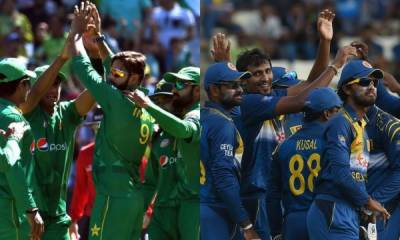 پاکستان اور سری لنکا کے درمیان دوسرا ٹی 20 میچ آج ہو گا
