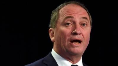 دہری شہریت رکھنے پر آسٹریلیا کے نائب وزیراعظم نااہل