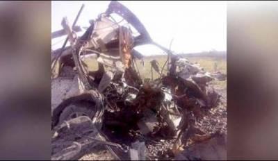 ہرنائی میں کار بم دھماکا، اے این پی رہنما عبدالرزاق بھائی سمیت جاں بحق