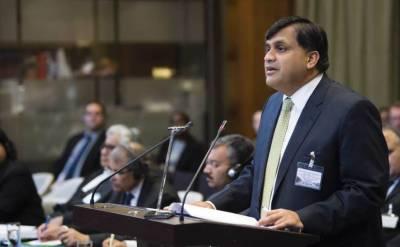 ڈاکٹر محمد فیصل دفتر خارجہ کے نئے ترجمان مقرر