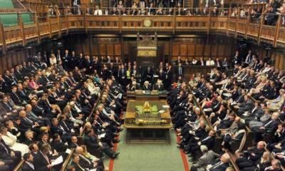 برطانوی پارلیمنٹ میں بھی خواتین کی عزت محفوظ نہیں