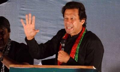 نظام کو درست کرنے کیلئے بڑے ڈاکوؤں کو جیلوں میں ڈالنا ہو گا، عمران خان