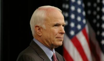 ایران جلد ہی امریکہ کو مشرق وسطیٰ سے نکال باہر کرے گا: جان مکین