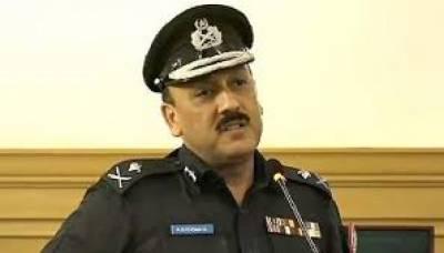 سندھ کابینہ نے آئی جی سندھ کو ہٹانے کی منظوری دے دی
