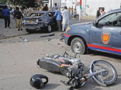 راولپنڈی میں باپ کی میت لینے کیلئے جانے والا بیٹا حادثے میں جاں بحق