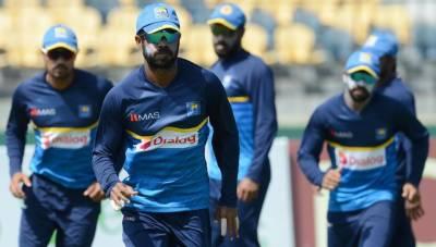 تیسرا ٹی 20: سری لنکا کی ٹیم آج رات 2.30 بجے لاہور پہنچے گی