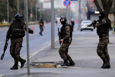 ترکی میں داعش کے49ارکان گرفتار