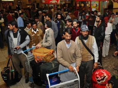 پاکستانیوں کو ملک بدر کرنے میں سعودی عرب کا پہلا نمبر