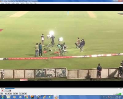 پاک سری لنکا آخری میچ،سابق کھلاڑی قومی ترانے کا احترام بھول گئے