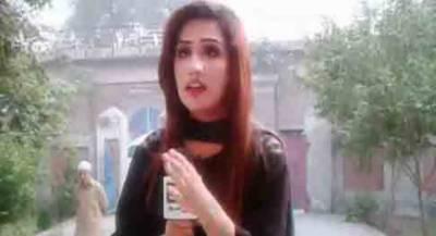 تھانہ وزیر آباد کے بپھرے اہلکاروں کا نیو نیوز کی ٹیم پر حملہ