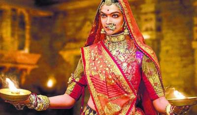 """فلم """"پدماوتی"""" کے ٹریلر کو 50 ملین سے زائد شائقین نے دیکھا"""