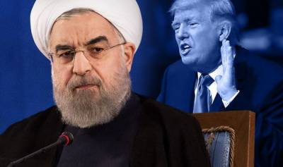 'ایرانی صدر سے ٹرمپ کی ملاقات کی درخواست مسترد کر دی گئی تھی'