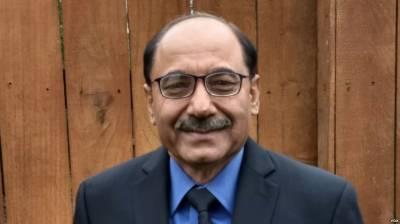 پاکستانی نژاد امریکی طلعت رشید کاؤنٹی پولیس کا سربراہ مقرر