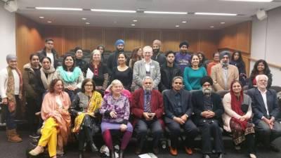 آکسفورڈ بروکس یونی روسٹی میں پنجاب ریسرچ گروپ کانفرنس کا انعقاد
