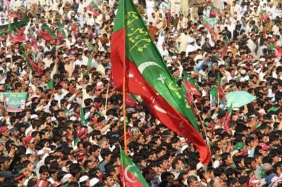 تحریک انصاف آج خانیوال میں اپنی طاقت کا مظاہرہ کریگی