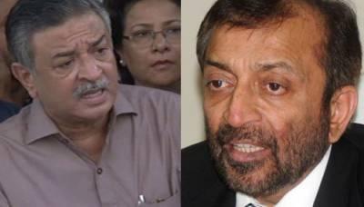 ایم کیو ایم پاکستان کا ارشد وہرا کے خلاف قانونی چارہ جوئی کا فیصلہ