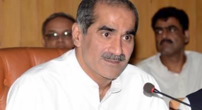آئندہ پیشی پر نواز شریف کے پیش نہ ہونے کا سوال ہی پیدا نہیں ہوتا: سعد رفیق