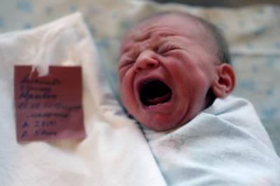 خاتون نے ہسپتال کے بیت الخلا میں بچے کو جنم دیدیا
