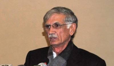 نوازشریف نے پاکستان میں کرپشن کلچر کو فروغ دیا، پرویز خٹک