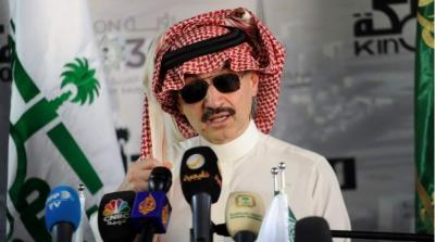 سعودی عرب کرپشن سکینڈل: پرنس ولید بن طلال سمیت متعدد وزیر اور اعلیٰ عہدیدار گرفتار